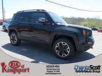 This 2016 Jeep Renegade Trailhawk will sell fast