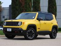 We are excited to offer this 2016 Jeep Renegade. How to