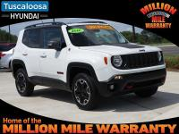 4WD! Don't let the miles fool you! This 2016 Renegade