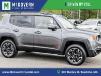 Options:  * 4 Wheel Drive|115V Auxiliary Power
