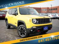 Options:  2016 Jeep Renegade