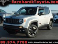 We are thrilled to offer you this *1-OWNER 2016 JEEP