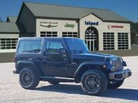 Jeep 75th Anniversary Package. Recent Arrival! Black
