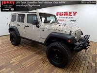 ***RUBICON***, ***ONE OWNER***, ***CLEAN AUTO CHECK