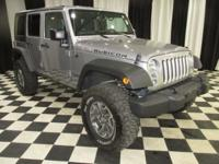 OVERVIEW This 2016 Jeep Wrangler Unlimited 4dr 4WD