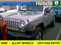 *DESIRED FEATURES:* 4WD, ALLOY WHEELS, KEYLESS ENTRY,