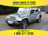 *2016 Jeep Wrangler Unlimited *- 4WD Sport Utility