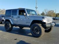 Clean CARFAX. LIFT KIT, TIRE AND WHEEL PACKAGE, VALUE