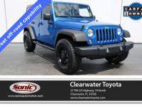 ***Clean Carfax **One Owner **Only 15,627 Miles!