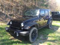 This Jeep won't be on the lot long! A comfortable ride