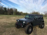 2016 JEEP WRANGLER RUBICON UNLIMITED BUILT!!!   3""
