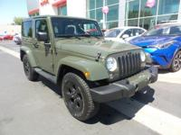 New Arrival! CarFax 1-Owner, LOW MILES, -4X4 4WD -Aux.