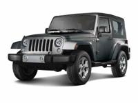Introducing the 2016 Jeep Wrangler! A comfortable ride