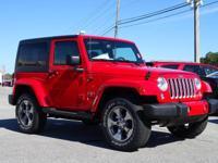 Options:  2016 Jeep Wrangler Sahara|Miles: 8900Color: