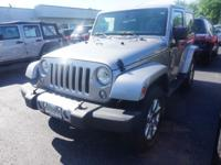 Jeep Certified. Your satisfaction is our business! You