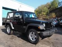 Recent Arrival! 2016 Jeep Wrangler Sport**LIKE NEW ONLY