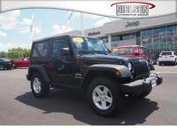 You can find this 2016 Jeep Wrangler Sport and many