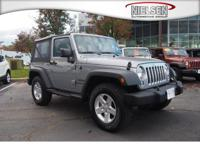 Dare to compare! Introducing the 2016 Jeep Wrangler! It