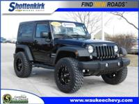 Options:  2016 Jeep Wrangler Sport|4X4 Sport 2Dr