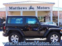 **LOW MILES**SPORT EDITION**HARD TOP**AUTOMATIC