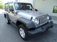 Come see this 2016 Jeep Wrangler . Its transmission and