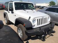 Options:  2016 Jeep Wrangler||2 Door|4-Wheel Abs
