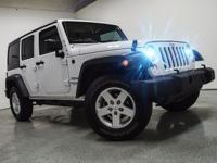 ((*Unlimited sport*4wd*automatic*3.6l v6*hard top*tilt
