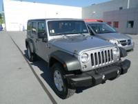 2016 Jeep Wrangler Unlimited. Williamsport, Muncy and