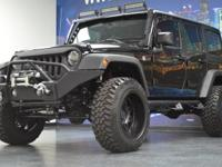 **Lifted, Leather, Navigation, Kevlar, 20 Wheels**Must