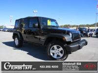 This 2016 Jeep Wrangler Sport will sell fast -4X4 4WD