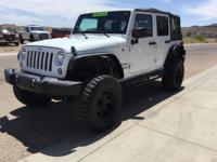Off-Road Ready! 6 Lift with 35 Tires! You have to see