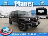 Recent Arrival! 2016 Jeep Wrangler Unlimited Rubicon