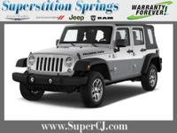 Rhino Clearcoat 2016 Jeep Wrangler Unlimited Rubicon