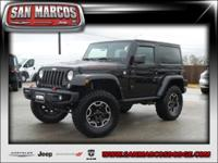 Options:  2016 Jeep Wrangler Unlimited