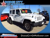 Dare to compare! Introducing the 2016 Jeep Wrangler