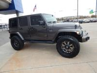 CARFAX One-Owner. Mojave Sand Clearcoat 2016 Jeep