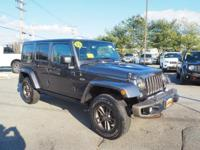 CARFAX 1-Owner, Jeep Certified, Local One Owner, ONLY