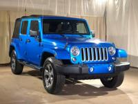 Come in to test drive this Jeep Wrangler Unlimited
