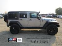WOW!! If you are looking for a big, bold, bad-boy Jeep,