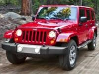 If you've been looking for the right Wrangler Unlimited