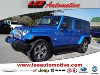 Test drive this 2016 Jeep Wrangler Unlimited located at