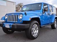 - Check out this gently-used 2016 Jeep Wrangler