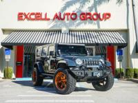 Introducing a customized 2015 Jeep Wrangler Unlimited