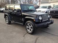 Options:  2016 Jeep Wrangler Unlimited|This 2016 Sahara