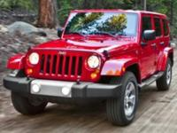 Introducing the 2016 Jeep Wrangler Unlimited!