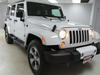 2016 Jeep Wrangler Unlimited Sahara Recent Arrival!
