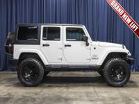 One Owner Clean Carfax 4x4 Hardtop with a Brand New