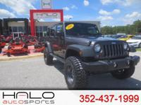 2016 JEEP WRANGLER UNLIMITED HALO EDITION ** ROUGH