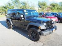 Jeep Certified, Local One Owner, CARFAX 1-Owner. PRICED