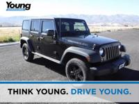 2016 Jeep Wrangler Unlimited Sport, 4D Sport Utility,
